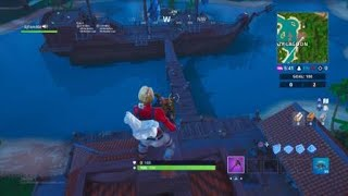 Fortnite - How To Find Secret Battle Star Loading Screen Saison 8 Semaine 1 Guide de localisation