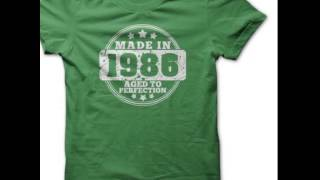 Mad in 1986 T Shirts