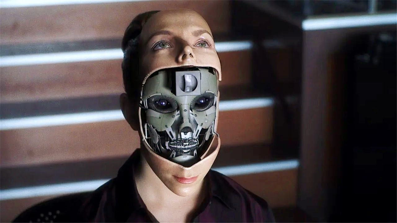 陆地面积缩小,机器人成社会主力,人类生孩子都需要批准!