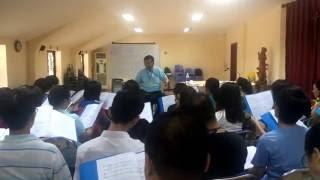 Hãy đàn hát chúc tụng Chúa (Tiến Linh) - BHX Pio X