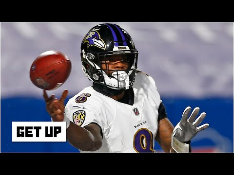 What changes should Lamar Jackson and the Ravens make to create a better passing game? | Get Up