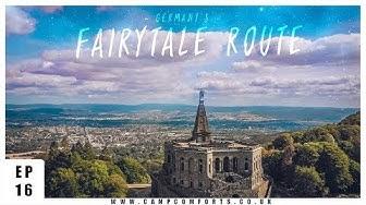 Germany's Fairy Tale Route By Camper Van - Part 2: Kassel To Bad Wildungen