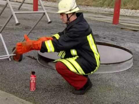 Fettbrand - der richtige Feuerlöscher zählt....