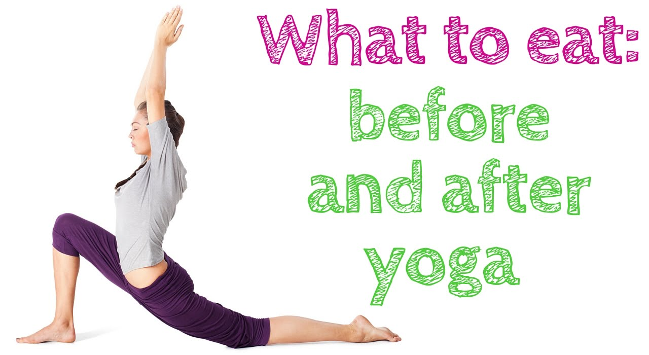 When (and What) to Eat Before Yoga