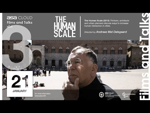 ASA CLOUD Films & Talks 3 : The Human Scale