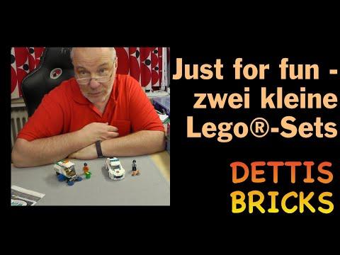 Just for fun   zwei kleine Lego® Sets