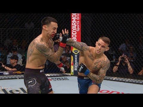 UFC 236: Fight Motion