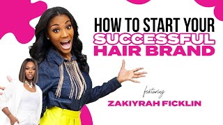 How To Start A Hair Business With NO MONEY!