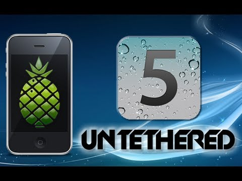 How to Convert Tethered to UNTETHERED Jailbreak iOS 5.0.1 - Corona