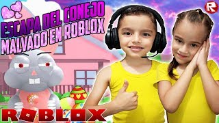 EVIL COUNCIL EATS ME IN ROBLOX [Escape The Easter Bunny Obby] ROBLOX GAMES FOR KIDS💜