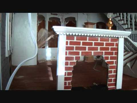 more tips on hiding dollhouse wires youtube rh youtube com Dollhouse Electrical Wiring Dollhouse Electrical Systems