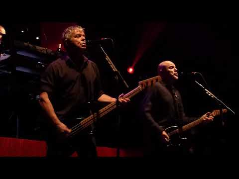 The Stranglers: Grip live in Inverness 2018