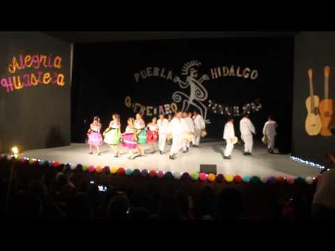 """Hidalgo"" 2° Aniversario del Grupo de Danza Ozomatli de Piedras Negras Coahuila"