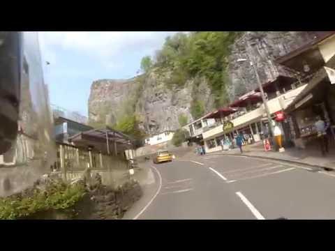 A Ride Through Cheddar & Cheddar Gorge in Somerset