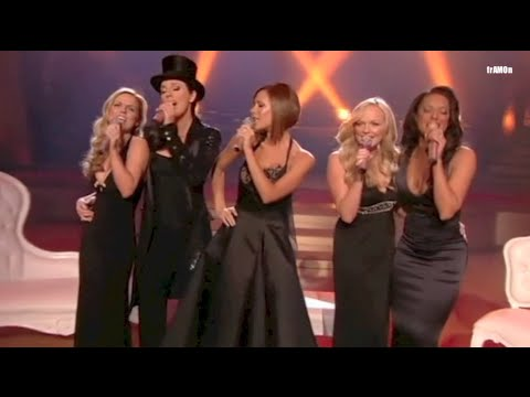 Spice Girls- Headlines (Friendship Never Ends) Live @ Children In Need 2007
