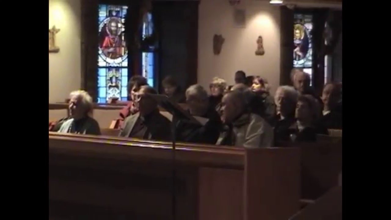 St.  Alexander's Epiphany Carols part one  1-2-11