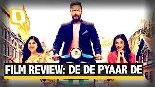 Movie Review: De De Pyaar De   The Quint