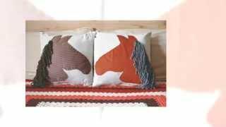 Шьем диванную подушку с интересным декором(Как сшить подушку. Предлагаю сделать декор диванных подушек с изображением лошадей своими руками. Тем боле..., 2014-06-23T15:14:47.000Z)
