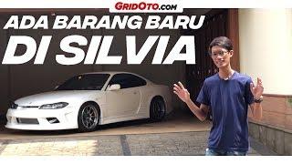 Video Melihat Modifikasi Baru Nissan Silvia Garasi Drift | GridOto download MP3, 3GP, MP4, WEBM, AVI, FLV September 2018