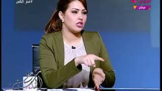 مع الناس  وتسليط الضوء على مشكلات منطقة بولاق الدكرور 17-1-2018