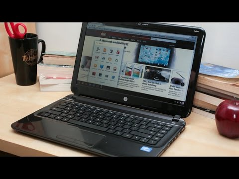 HP Chromebook 14 Touch : Review