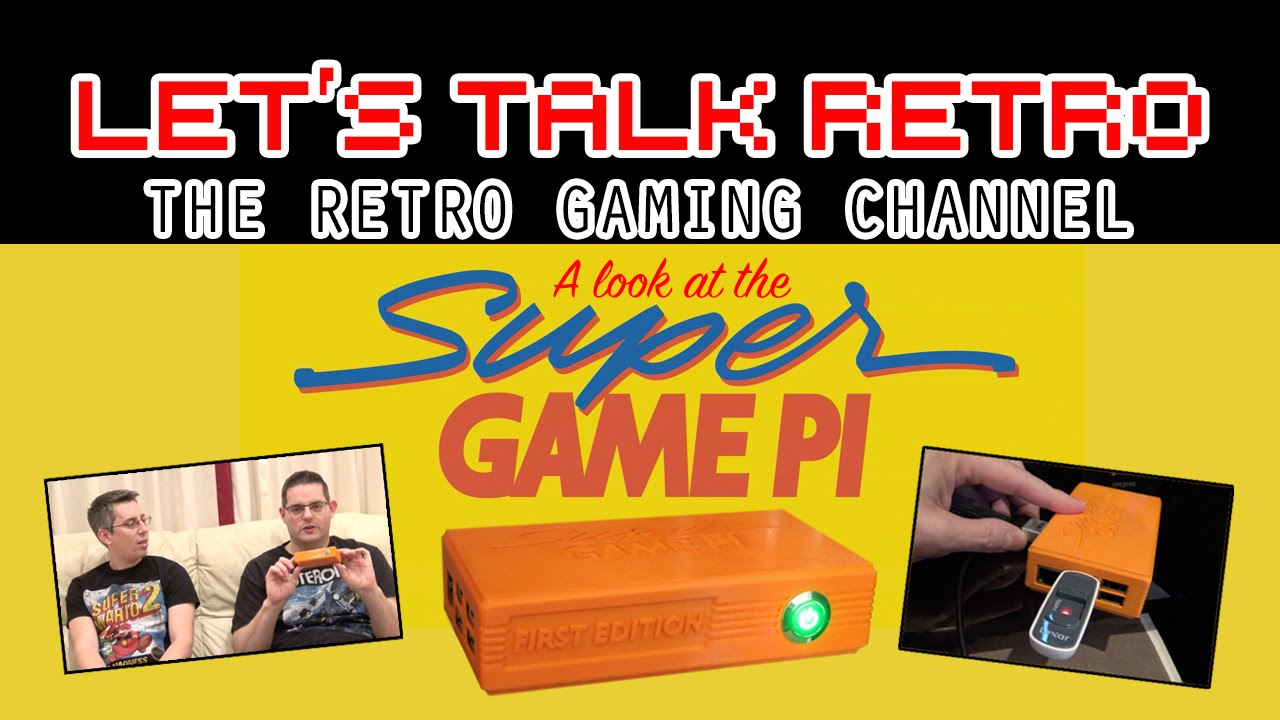 A Look At The Super Game Pi & How To Set It Up (Let's Talk Retro)