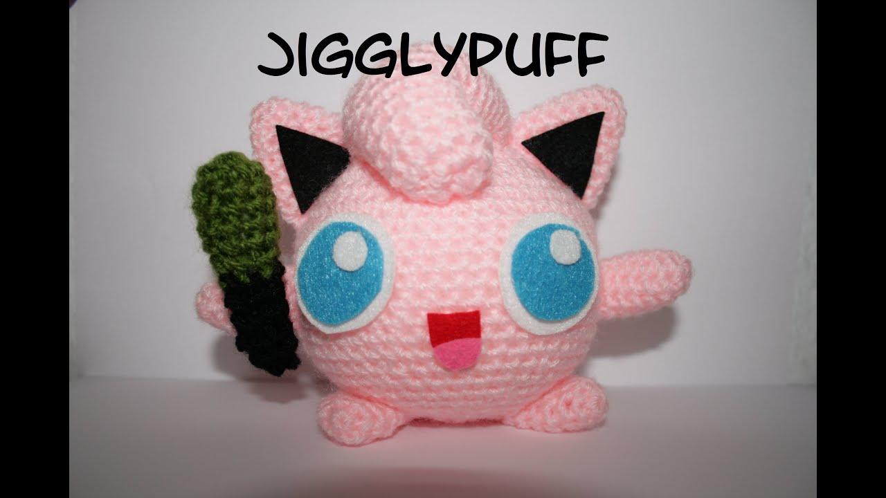 Peluche Pikachu amigurumi | CrochetyAmigurumis.com | 720x1280