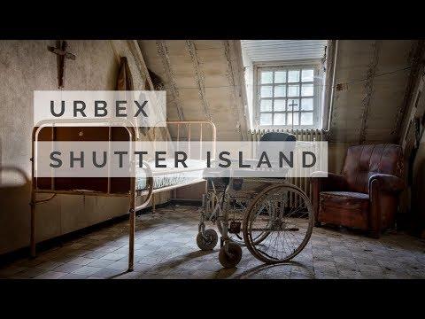 #42 URBEX - SEUL DANS UN INSTITUT PSYCHIATRIQUE - SHUTTER ISLAND