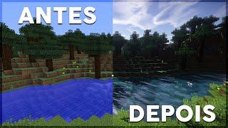 Minecraft: COMO INSTALAR SHADERS/MOD DAS SOMBRAS