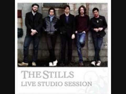 The Stills - Baby Blues (Live Studio Session)