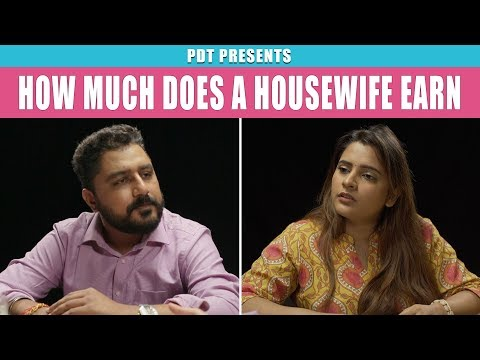 Earning of a Housewife| PDT GyANDUu | Indian Short Film Series |