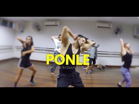Ponle - J Balvin, Rvssian, Farruko - Coreografia @EduardoAmorimOficial