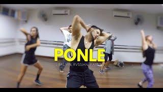 Ponle - J Balvin, Rvssian, Farruko - Coreografia @eduardoamorim