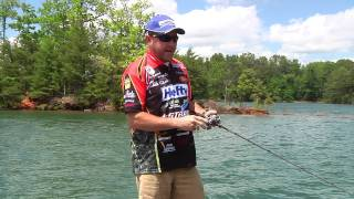 Mike McClelland Fishing With His Spro McStick 110 & 95 - Tackle Warehouse VLOG #157