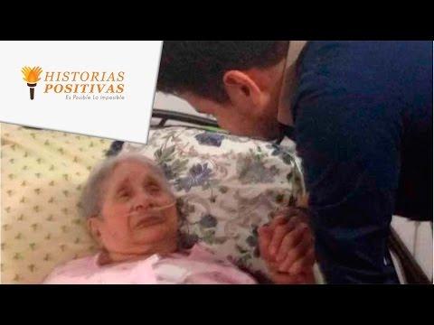 Dejó Abandonada Su Madre En Un Asilo 5 Minutos Antes De Morir Ella Le DijoESTO Que Le Cambió La Vida