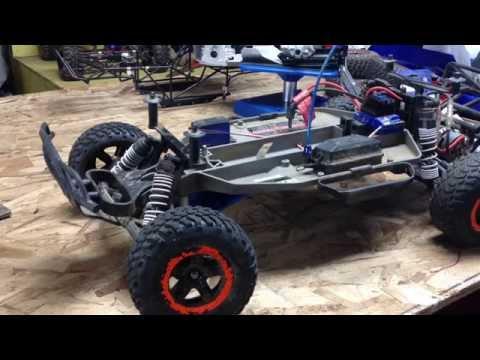 Rc 2wd Traxxas Slash RPM Upgrades - YouTube