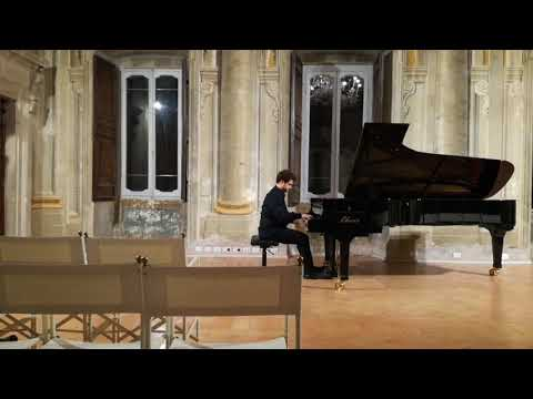 "F  Liszt – ""Spanish Rhapsody"", Angel Nikolov"
