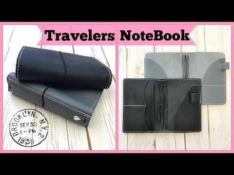 Travelers Notebook for Beginners & TN Haul
