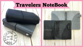 Travelers Notebook for Beginners & TN Haul