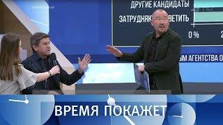 Предвыборная кампания на Украине. Время покажет. Выпуск от 21.01.2019