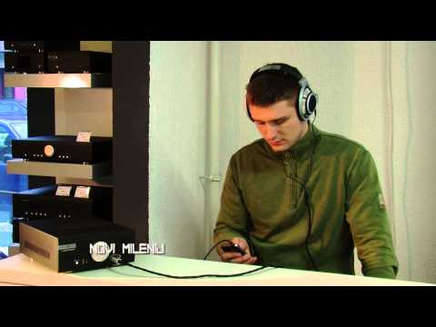 Musical Fidelity Headphone Preamp
