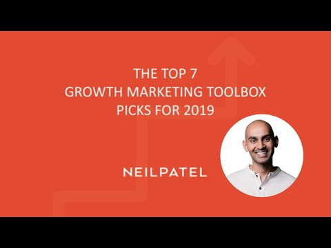 Neil Patel Reveals Top 7 Marketing Tools | Inc.com