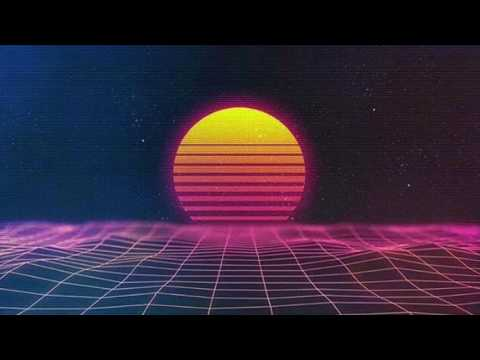 80's Synth Wave Video Game Title Menu Music