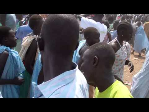 South Sudan Independence day dances
