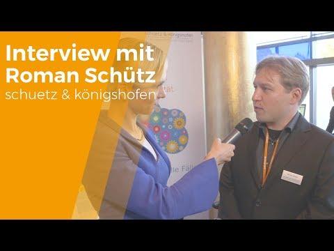 Roman Schütz im Interview - STARFACE Kongress 2017