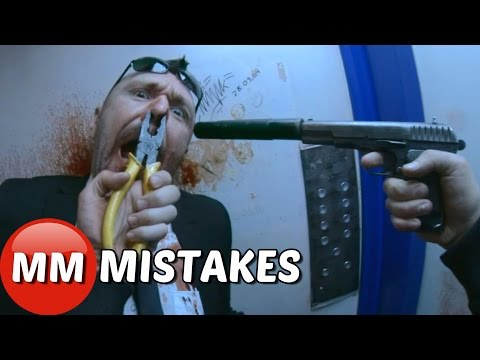 9 Biggest HARDCORE HENRY MOVIE MISTAKES They Don't Want You To Find |   HARDCORE HENRY Movie