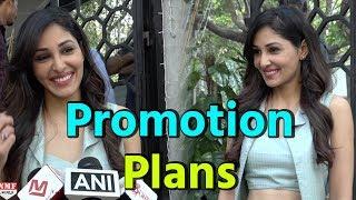 Actress Pooja Chopra ने बताया 'Aiyaary' Movie के Promotion Plans