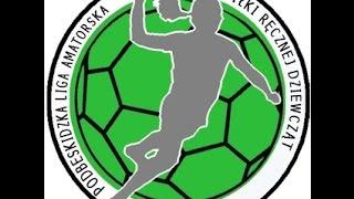 Turniej Podbeskidzkiej II Ligi Amatorskiej Piłki Ręcznej Dziewcząt - Roczyny 2017