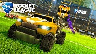 Rocket League  NEW 3V3 RANKED  PC ONLINE 3V3 Gameplay