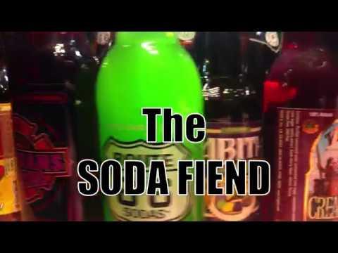 The Soda Fiend   002   Virgil's Black Cherry Cream